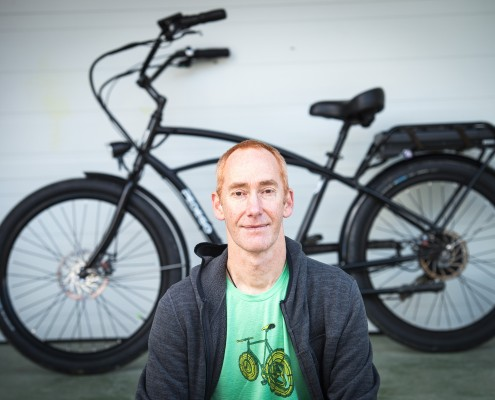 Mike Clyde, Owner of Pedego Canada
