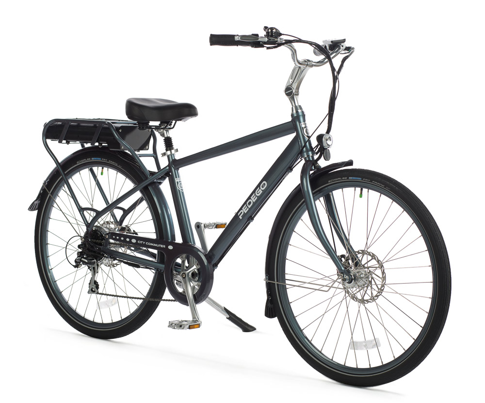 Pedego Electric Bikes City Commuter