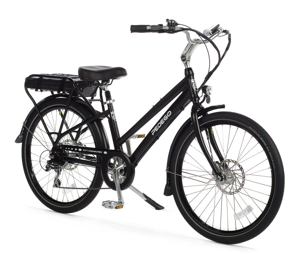 Pedego Canada Electric Bikes Step Thru City Commuter
