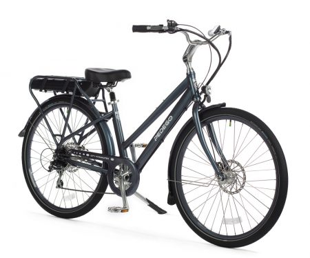 Pedego Canada Electric Bikes Step Thru City Commuter i