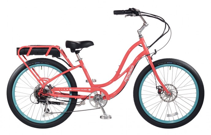Pedego Step Thru Cruiser Electric Bike