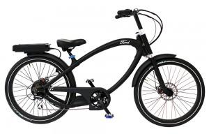Ford Super Cruiser Electric Bike