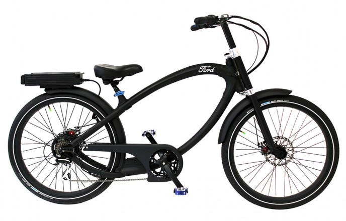 Ford Super Cruiser Electric Bike