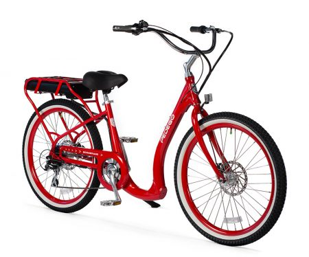 Pedego Electric Bikes Boomerang