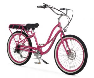 Pedego Canada Electric Step Thru Comfort Cruiser