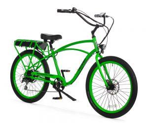 Pedego Electric Bikes Canada Classic Interceptor