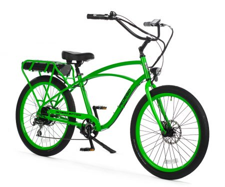 Pedego Electric Bikes Canada Classic Interceptor