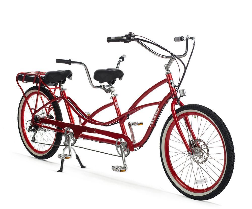Tandem Cruiser Pedego Electric Bikes