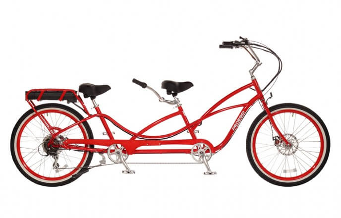 Tandem Electric Bike
