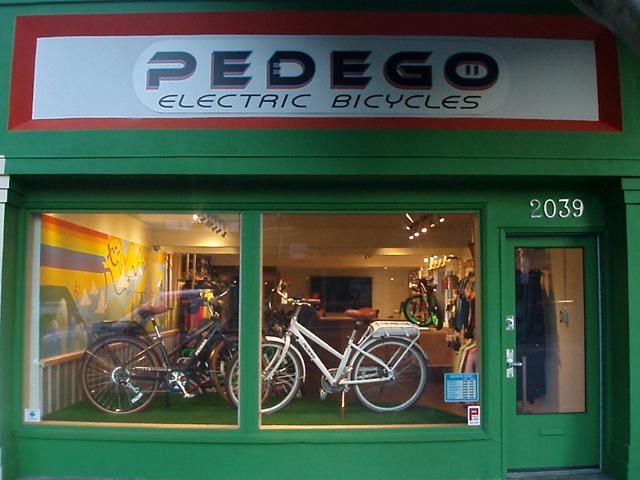 Pedego Electric Bikes Victoria