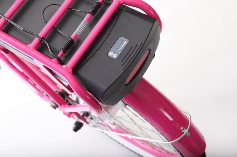 Pedego Canada Electric Bike battery