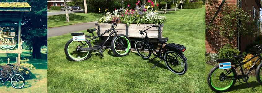 Pedego Electric Bikes Qualicum Beach
