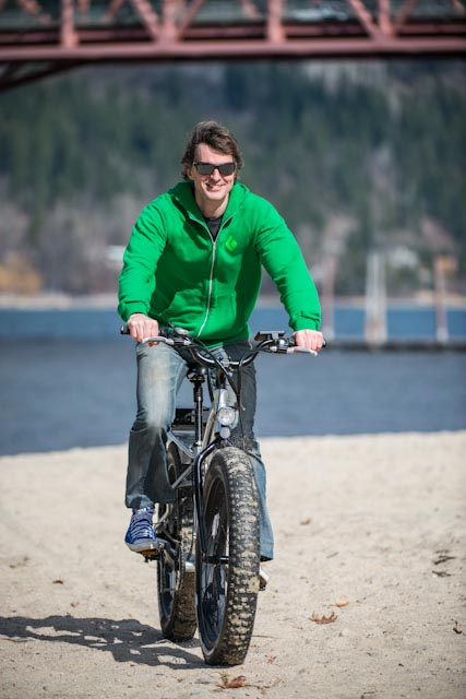 Electric bikes Canada