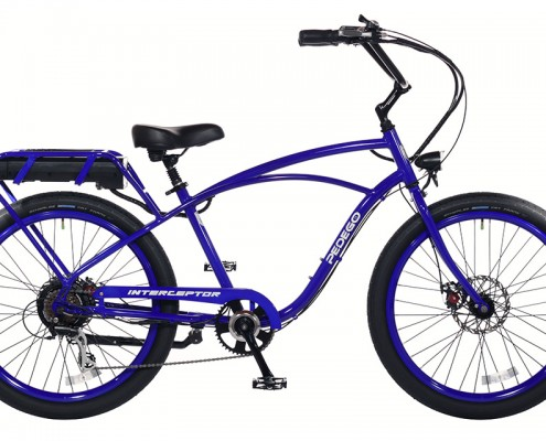 Pedego Classic Interceptor Electric Bike