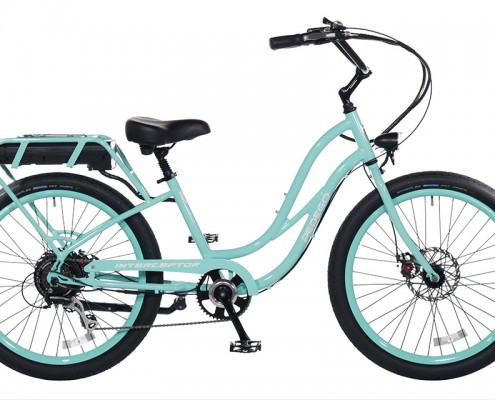 Pedego Step-thru Interceptor Electric Bike