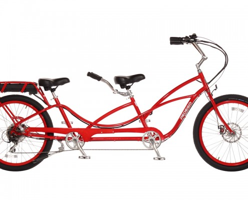 Pedego Tandem Electric Bike