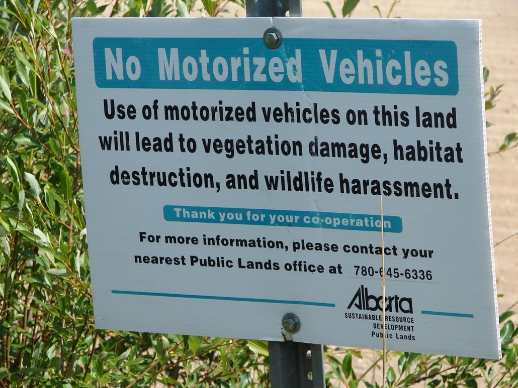 no motorized vehicle pedego canada