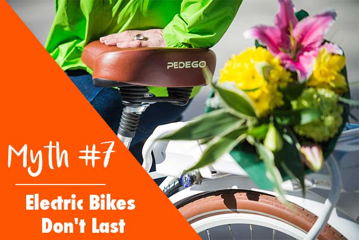 Myth: Electric Bikes Don't Last