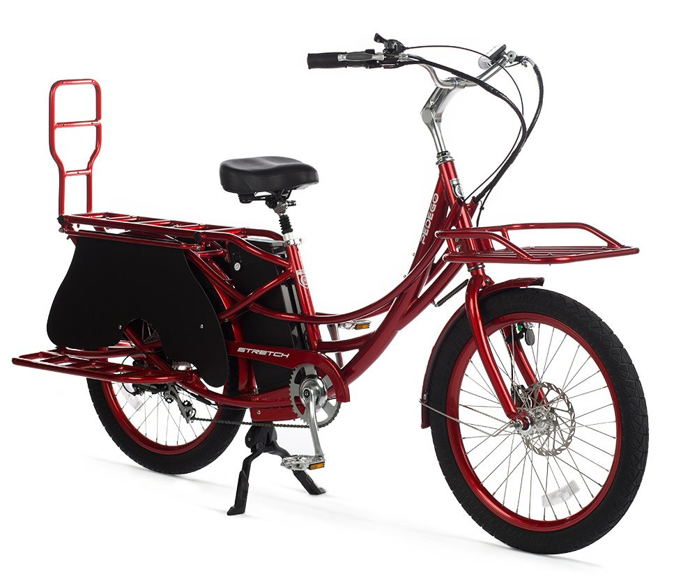 Pedego Electric Bikes Canada Cargo Bike