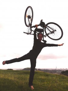 Anthony Clyde Creator of Pedego Stretch