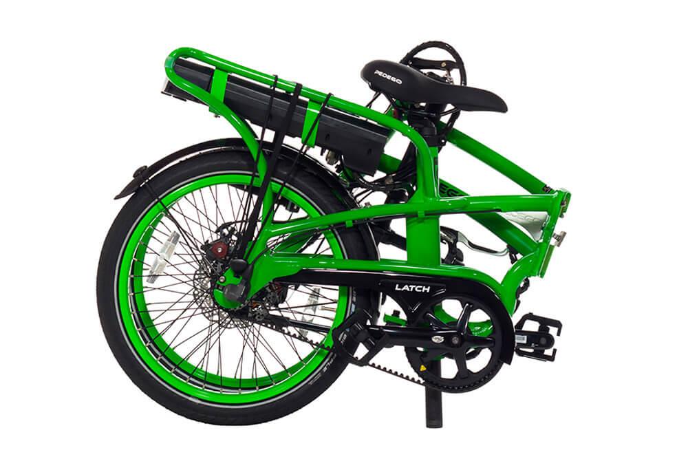 Pedego Electric Bikes Canada Pedego Latch Electric