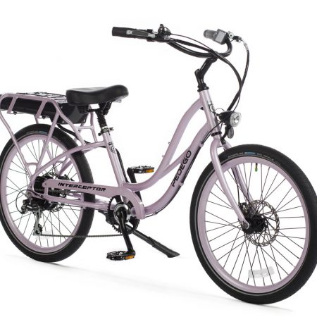 Pedego Electric Bikes Canada Step Thru Interceptor