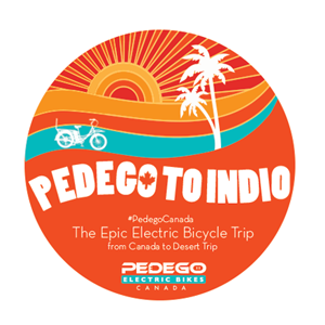 Pedego to Indio