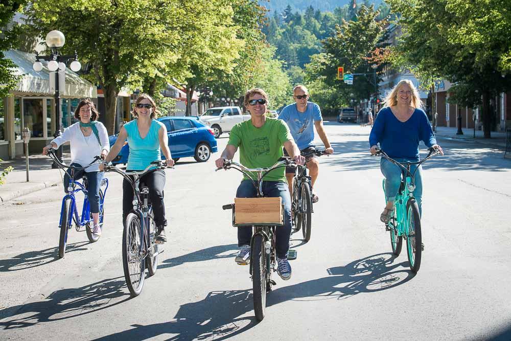 Pedego Electric Bikes Canada Revelstoke BC