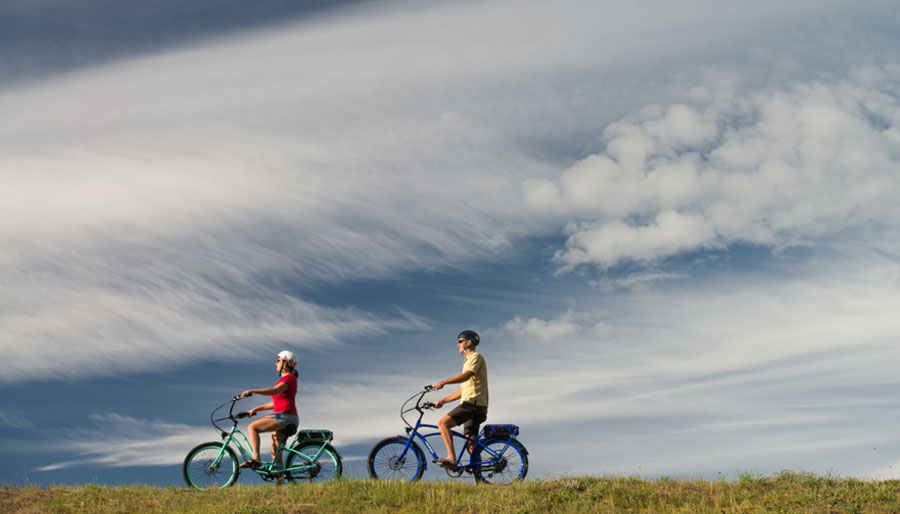 Best Places to Ride Electric Bikes in Canada