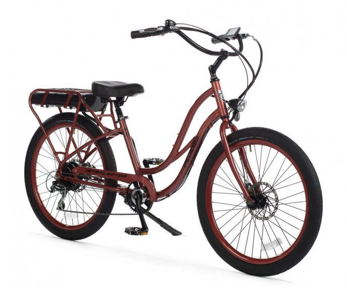 Pedego Canada Step-Thru Interceptor