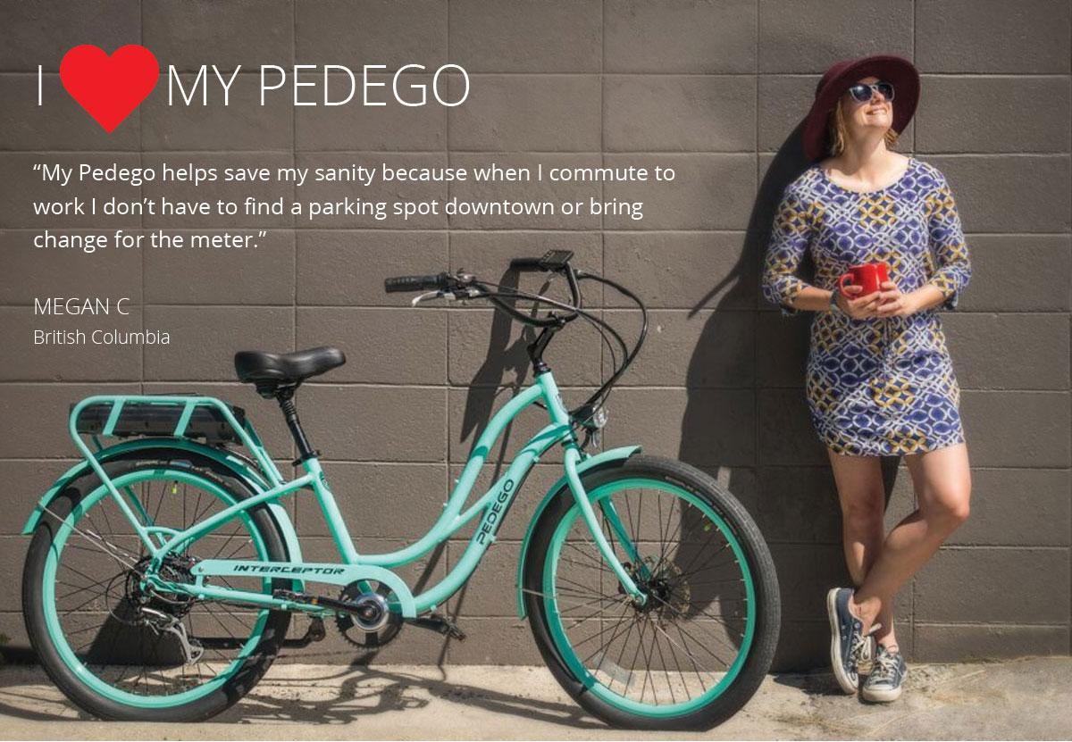I Love My Pedego