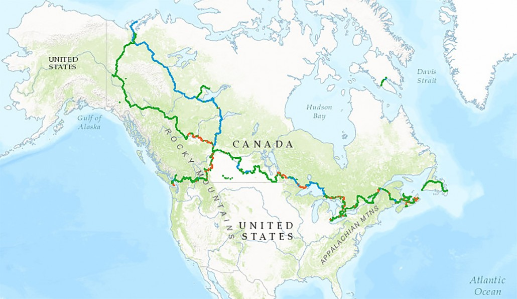 The-Great-Trail-Map-Pedego-Canada