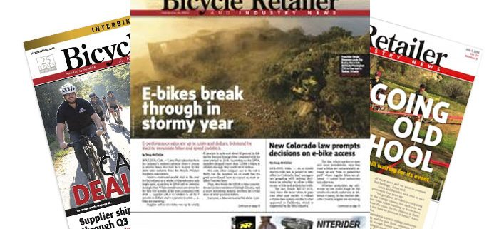 Pedego Featured in Bicycle Retailer Magazine