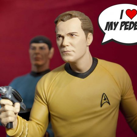 Captain Kirk loves Pedego Canada