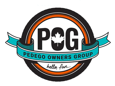 Pedego Owner's Group Logo