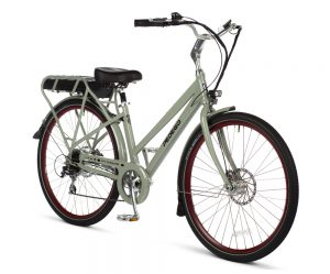 Pedego Step-Thru City Commuter Greige