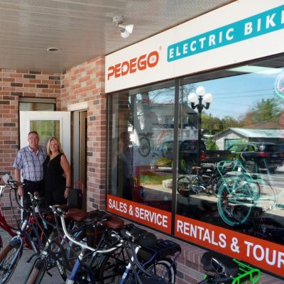 Where To Rent Electric Bikes in Canada