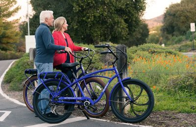 Riding electric bikes improve your cognitive function and well-being