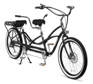 Electric Bicycle Built for Two