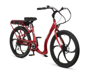 Low Step Electric Bike
