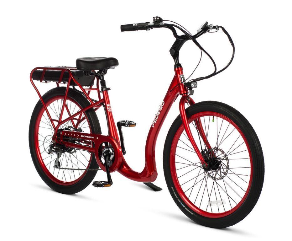 Low Step Electric Bike