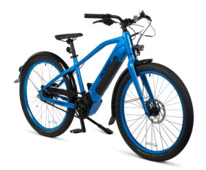 Belt Drive Electric Bike