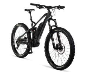 Full Suspension eMTB