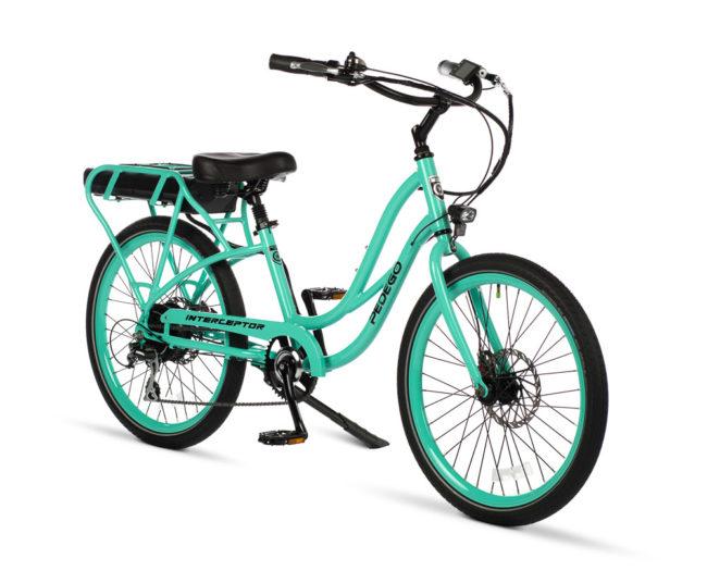 d48a663b817 Pedego Interceptor - Electric Cruiser Bike | Pedego Electric Bikes ...
