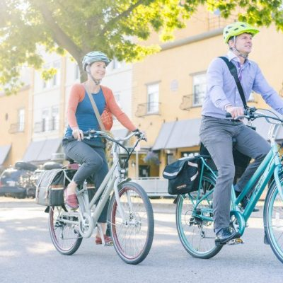 How To Commute Safely By Electric Bike