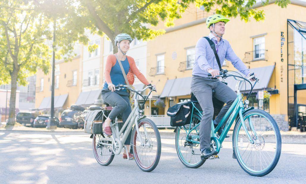 Pedego Canada Electric Bike Sales Service Rentals