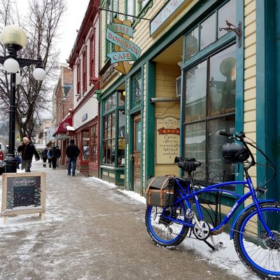 6 Tips for Winter Riding on Your Electric Bike