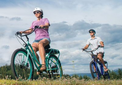 BC budget committee: cut tax on electric bikes