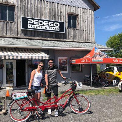 Bear & Gillian's top 5 tandem riding tips