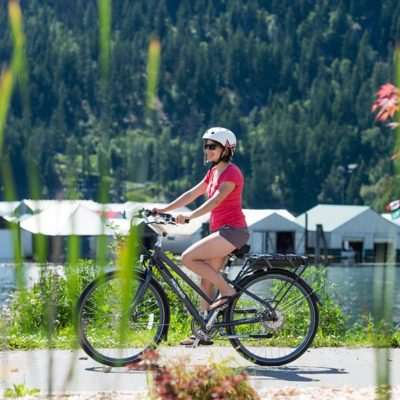 Q&A with Electric Bike Adventurer